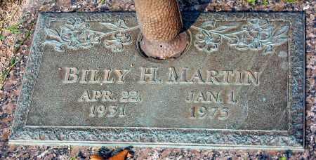 MARTIN, BILLY H. - Henrico County, Virginia   BILLY H. MARTIN - Virginia Gravestone Photos