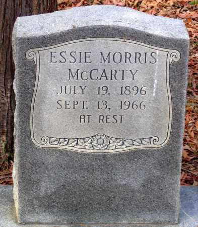 MCCARTY, ESSIE MORRIS - Henrico County, Virginia | ESSIE MORRIS MCCARTY - Virginia Gravestone Photos