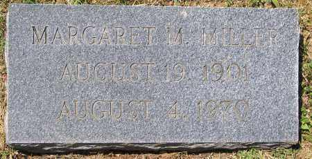 MILLER, MARGARET M. - Henrico County, Virginia | MARGARET M. MILLER - Virginia Gravestone Photos