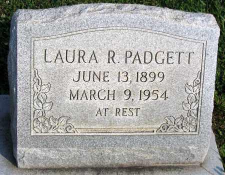 PADGETT, LAURA R. - Henrico County, Virginia | LAURA R. PADGETT - Virginia Gravestone Photos
