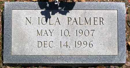 PALMER, N. IOLA - Henrico County, Virginia | N. IOLA PALMER - Virginia Gravestone Photos
