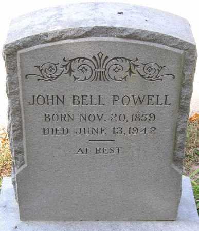 POWELL, JOHN BELL - Henrico County, Virginia | JOHN BELL POWELL - Virginia Gravestone Photos
