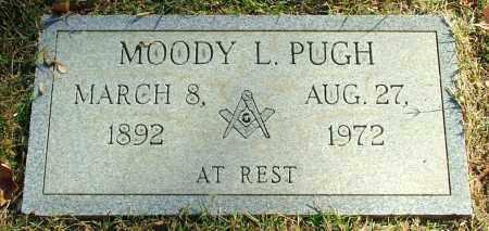 PUGH, MOODY L. - Henrico County, Virginia | MOODY L. PUGH - Virginia Gravestone Photos