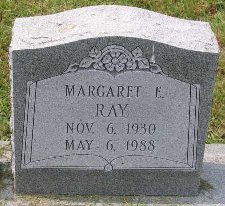 RAY, MARGARET E. - Henrico County, Virginia   MARGARET E. RAY - Virginia Gravestone Photos