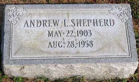 SHEPHERD, ANDREW L. - Henrico County, Virginia | ANDREW L. SHEPHERD - Virginia Gravestone Photos