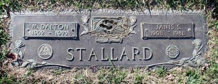 STALLARD, JANIS S. - Henrico County, Virginia   JANIS S. STALLARD - Virginia Gravestone Photos
