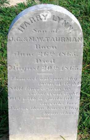 TAURMAN, HARRY LYNN - Henrico County, Virginia | HARRY LYNN TAURMAN - Virginia Gravestone Photos