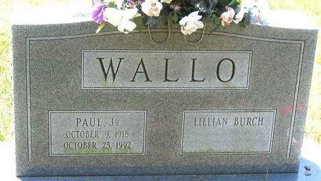 WALLO, PAUL JR. - Henrico County, Virginia | PAUL JR. WALLO - Virginia Gravestone Photos