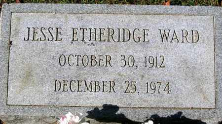 WARD, JSSE ETHERIDGE - Henrico County, Virginia | JSSE ETHERIDGE WARD - Virginia Gravestone Photos