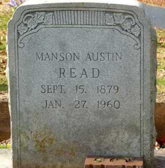 AUSTIN READ, MANSON - Henry County, Virginia | MANSON AUSTIN READ - Virginia Gravestone Photos
