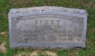 FLEET, CHRISTOPHER - King and Queen County, Virginia | CHRISTOPHER FLEET - Virginia Gravestone Photos