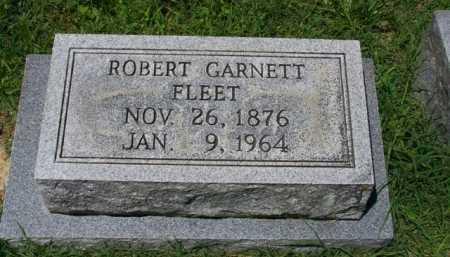 FLEET, ROBERT GARNETT - King and Queen County, Virginia   ROBERT GARNETT FLEET - Virginia Gravestone Photos