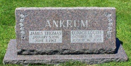 ANKRUM, JAMES THOMAS - King William County, Virginia   JAMES THOMAS ANKRUM - Virginia Gravestone Photos