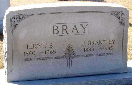 BRAY, LUCYE B. - King William County, Virginia   LUCYE B. BRAY - Virginia Gravestone Photos