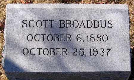 BROADDUS, SCOTT - King William County, Virginia | SCOTT BROADDUS - Virginia Gravestone Photos