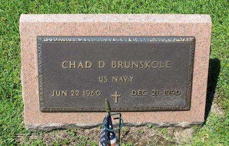 BRUNSKOLE, CHAD D. - King William County, Virginia | CHAD D. BRUNSKOLE - Virginia Gravestone Photos