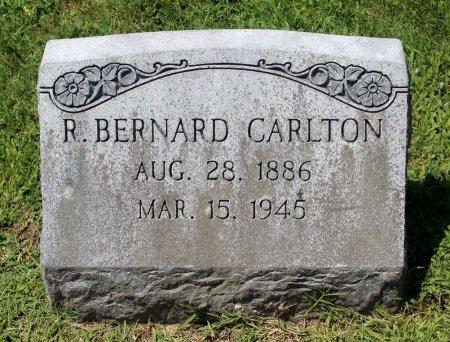 CARLTON, ROBERT BERNARD - King William County, Virginia   ROBERT BERNARD CARLTON - Virginia Gravestone Photos