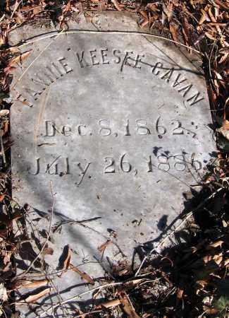 CAVAN, FANNIE - King William County, Virginia | FANNIE CAVAN - Virginia Gravestone Photos