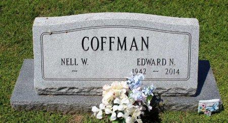 COFFMAN, EDWARD N. - King William County, Virginia   EDWARD N. COFFMAN - Virginia Gravestone Photos