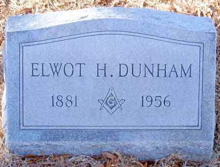 DUNHAM, ELWOT H. - King William County, Virginia | ELWOT H. DUNHAM - Virginia Gravestone Photos