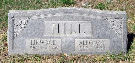 HILL, ALFONZO - King William County, Virginia   ALFONZO HILL - Virginia Gravestone Photos