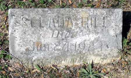 HILL, SELADA - King William County, Virginia   SELADA HILL - Virginia Gravestone Photos