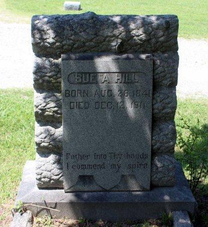 HILL, SUE A. - King William County, Virginia | SUE A. HILL - Virginia Gravestone Photos
