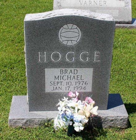HOGGE, BRAD MICHAEL - King William County, Virginia   BRAD MICHAEL HOGGE - Virginia Gravestone Photos