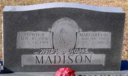 MADISON, MARGARET H. - King William County, Virginia | MARGARET H. MADISON - Virginia Gravestone Photos