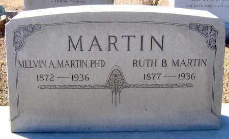 MARTIN, RUTH B. - King William County, Virginia | RUTH B. MARTIN - Virginia Gravestone Photos