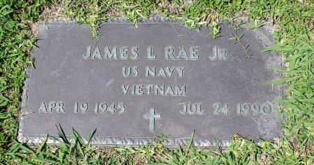 RAE, JAMES L. JR. - King William County, Virginia | JAMES L. JR. RAE - Virginia Gravestone Photos
