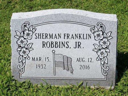 ROBBINS, SHERMAN FRANKLIN JR. - King William County, Virginia | SHERMAN FRANKLIN JR. ROBBINS - Virginia Gravestone Photos
