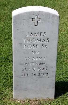 ROSE, JAMES THOMAS SR. - King William County, Virginia   JAMES THOMAS SR. ROSE - Virginia Gravestone Photos