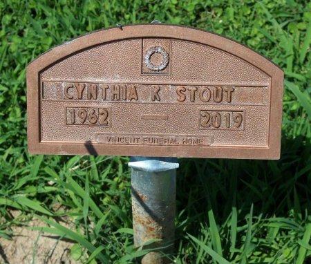 STOUT, CYNTHIA K. - King William County, Virginia | CYNTHIA K. STOUT - Virginia Gravestone Photos