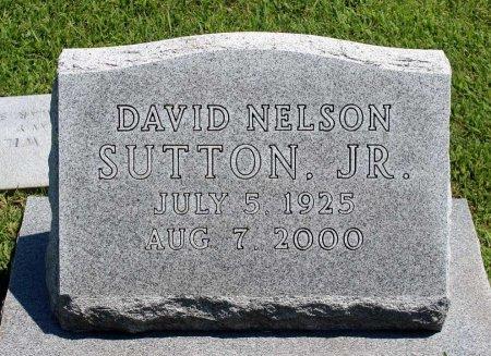 SUTTON, DAVID NELSON JR. - King William County, Virginia | DAVID NELSON JR. SUTTON - Virginia Gravestone Photos
