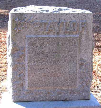 TAYLOR, SARAH - King William County, Virginia   SARAH TAYLOR - Virginia Gravestone Photos