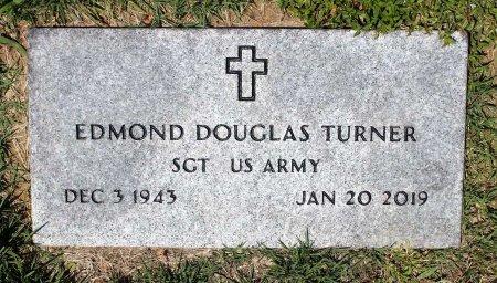 TURNER, EDMOND DOUGLAS - King William County, Virginia   EDMOND DOUGLAS TURNER - Virginia Gravestone Photos