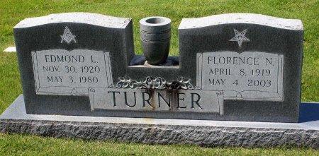 TURNER, FLORENCE N. - King William County, Virginia   FLORENCE N. TURNER - Virginia Gravestone Photos