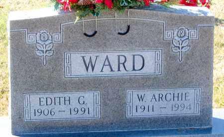 WARD, W. ARCHIE - King William County, Virginia | W. ARCHIE WARD - Virginia Gravestone Photos
