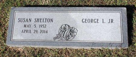 SHELTON ABBOTT, SUSAN - Lancaster County, Virginia | SUSAN SHELTON ABBOTT - Virginia Gravestone Photos