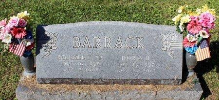 BARRACK, RUSSELL F. SR. - Lancaster County, Virginia | RUSSELL F. SR. BARRACK - Virginia Gravestone Photos