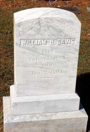 DAVIS, WILLIAM H. - Lancaster County, Virginia   WILLIAM H. DAVIS - Virginia Gravestone Photos