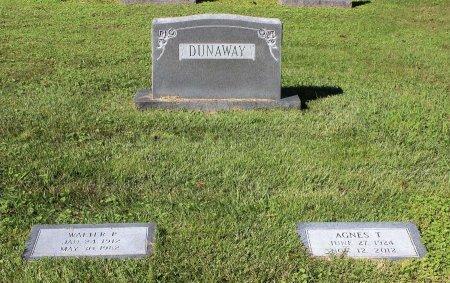 DUNAWAY, AGNES T. - Lancaster County, Virginia   AGNES T. DUNAWAY - Virginia Gravestone Photos