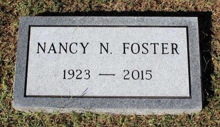 FOSTER, NANCY N. - Lancaster County, Virginia | NANCY N. FOSTER - Virginia Gravestone Photos