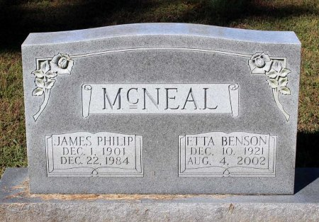 MCNEAL, JAMES PHILIP - Lancaster County, Virginia | JAMES PHILIP MCNEAL - Virginia Gravestone Photos