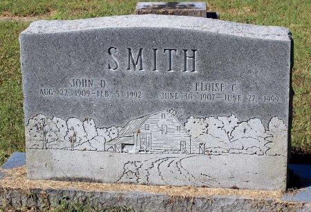 SMITH, JOHN D. - Lancaster County, Virginia | JOHN D. SMITH - Virginia Gravestone Photos