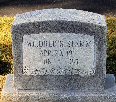 STAMM, MILDRED S. - Lancaster County, Virginia | MILDRED S. STAMM - Virginia Gravestone Photos