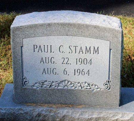 STAMM, PAUL C. - Lancaster County, Virginia | PAUL C. STAMM - Virginia Gravestone Photos