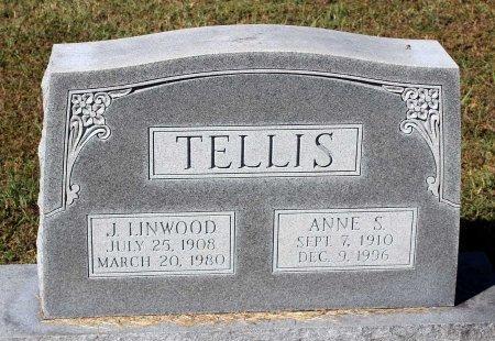 TELLIS, JOHN LINWOOD - Lancaster County, Virginia | JOHN LINWOOD TELLIS - Virginia Gravestone Photos