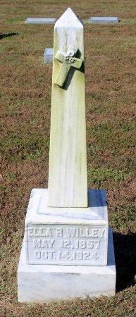 WILLEY, ELLA R. - Lancaster County, Virginia | ELLA R. WILLEY - Virginia Gravestone Photos